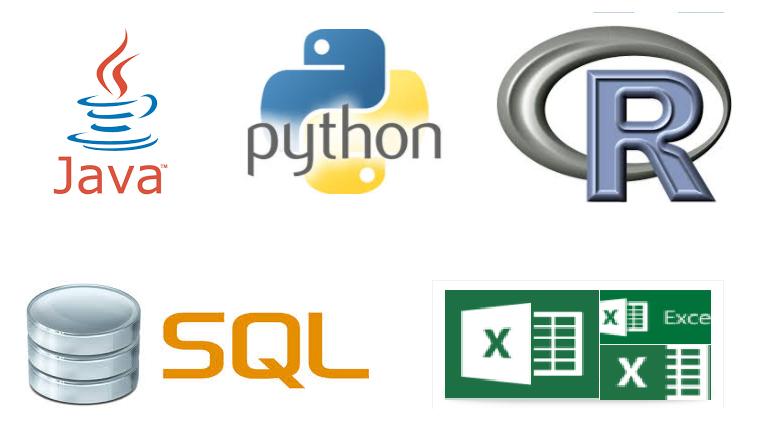 java-python-sql-excel-similarities